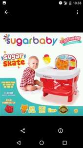 new sugarbaby booster seat
