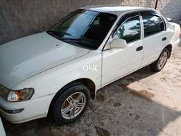 Toyota corolla 2od in amazing condition for sell