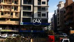 Investment unit available for sale at top commercial place in Islambad