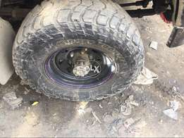 japan imported rim tyre both