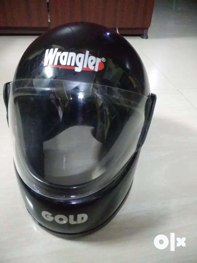 bce142ce WRANGLER Unused helmet. Brand new - Spare Parts - 1500567909