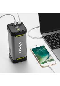 vivan powerbank MF20 black