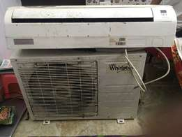 Split air conditioner,1.5... for sale  Delhi