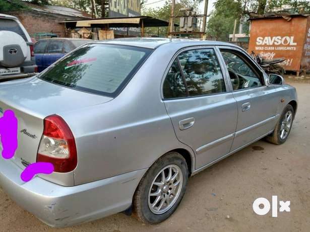2006 Hyundai Accent cng 149533 Kms