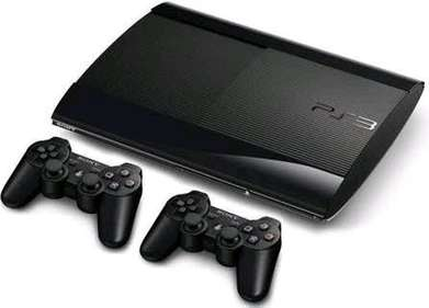 ps 3 super slim 500 gg game lengkap