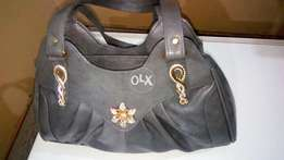 New Fancy Black Handbag for Woman only 1300