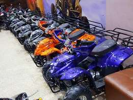 6  size QUAD ATV BIKE with Reverse gear available deliver pak