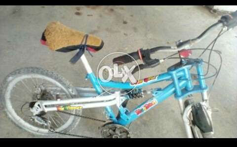 Double Gear And Double Jumper Cycle Bicycles 859966235 Olx