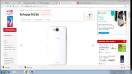 infocus M530 for sale  Ambala