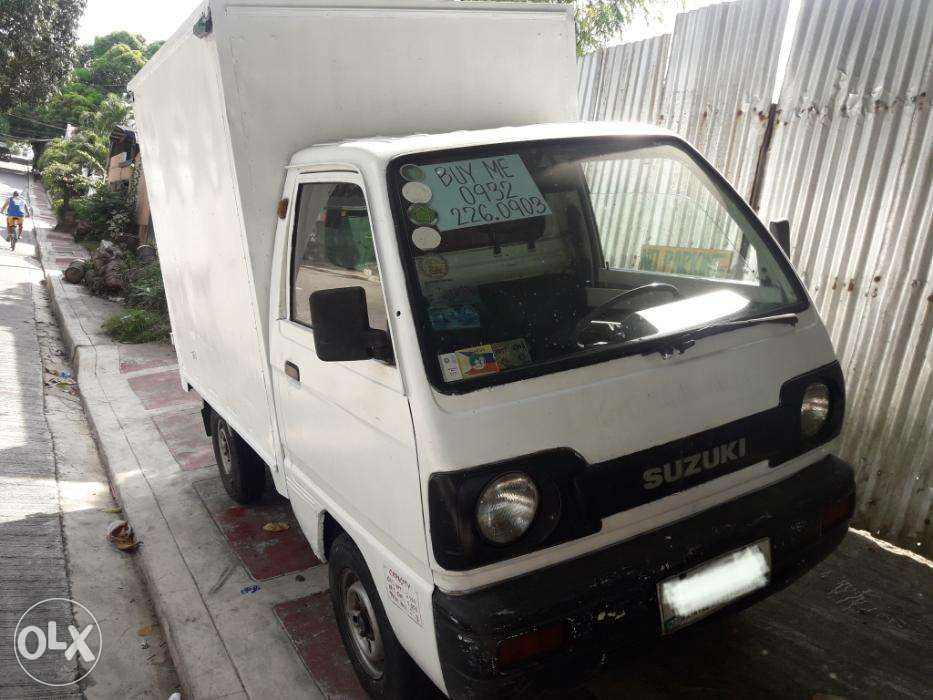 56f35c8a0a35b5 2004 Suzuki Multicab Delivery Van in Quezon City