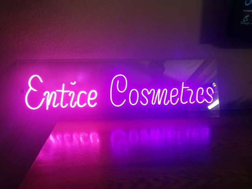 Neon signs in lahore /backlit boards - Other Business & Industry -  1020148608