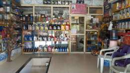 Oil and filter change business