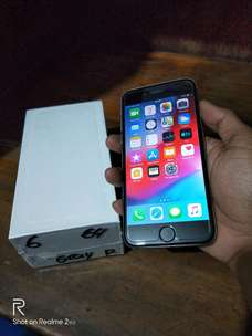iphone 6 64gb grey (rizky cellular)
