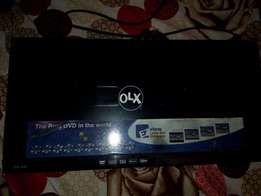 Samsung DVD Player with USB Port + VGA Out