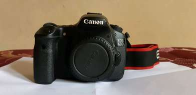Canon 60D Body only Mulus