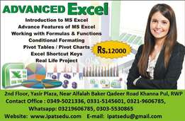Advance excel Word PPoint and MS outlook- o33|5145601