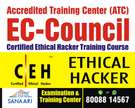 Certified Ethical Hacker training in Hyderabad