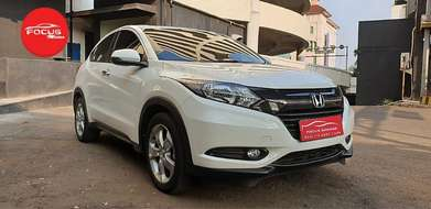Honda HRV E Cvt AT 2015 Putih Km25rb Record