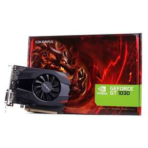 VGA Colorful GeForce GT 1030 GT1030 2G V3 - GDDR5 64Bit | By Astikom