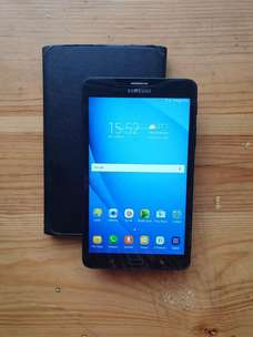 Samsung Galaxy Tab A6 7 Inch 4G Black Good Condition