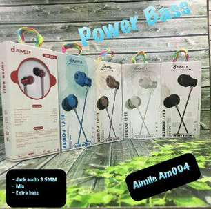 Headset Aimile Super power bass