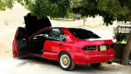 Civic dolphin eg up for grab read ad