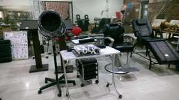 salon equipment at reduced prices