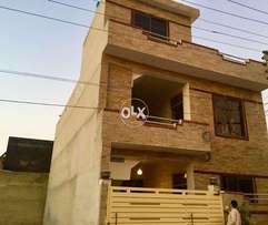 5 Marla House, Ghauri Town Phase 4-A, Double Storey, Islamabad Hiway