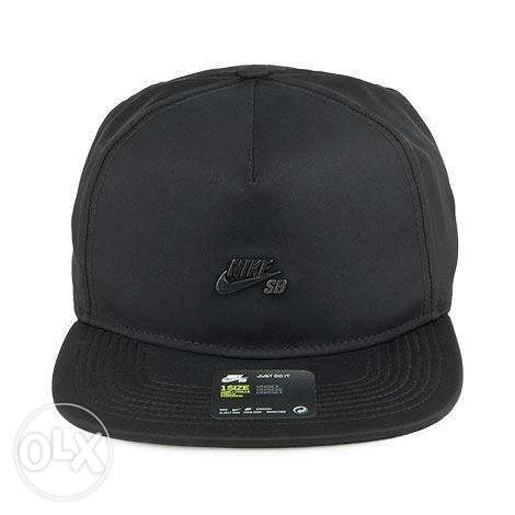 3afcd4d4f Nike SB Black DriFit Unstructured Strapback Hat in Quezon City ...