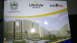 Flat G-13/1 Ehfpro Lifestyle D type Residency apartments Available