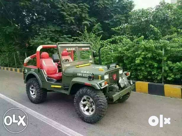 Jeep Cars In Bettiah Olx In