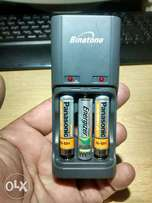 Binatone AAA-Ni-Cd and Ni-MH Battery cell automatic charger