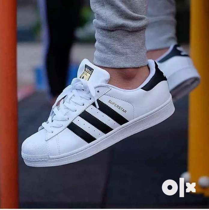1:1 quality Adidas Originals Superstar 80s Unisex Lifestyle