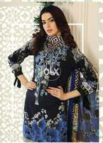 MALHAAR embroidered 3pice suit avalible