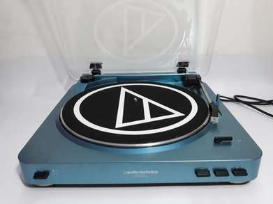 Jual Turntable Audio Technica Audiotechnica AT LP 60 Limited Edition