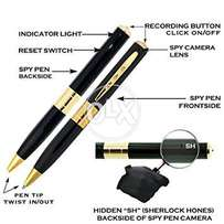 Spy Camera Pen Available