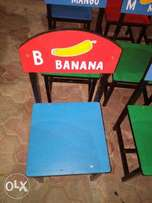 School Chair and table/desk