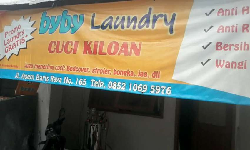 Lowongan Kerja Laundry Gaji 1 Jt 1 5 Jt Lowongan 814994711