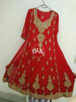 Lehenga with long frok