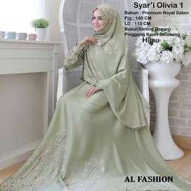 Dress Baru Jual Busana Muslim Terbaru Di Jakarta Utara Olx Co Id