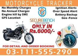 Motorcycle Tracker Available In Karachi