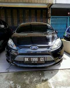 Ford Fiesta 1.4 Trend AT 2012 Hitam Free HP