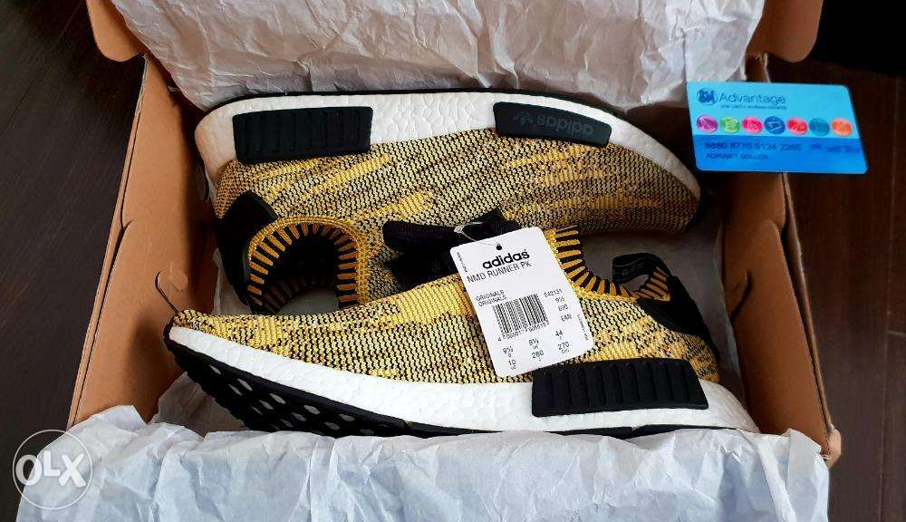 on sale 29c8a 012a9 Adidas NMD R1 PK Yellow Camo yeezy ultraboost in Mandaluyong ...