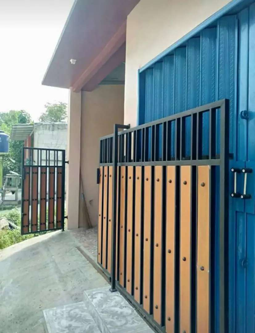 Pagar Grc Serat Kayu Minimalis Konstruksi Dan Taman 763855572
