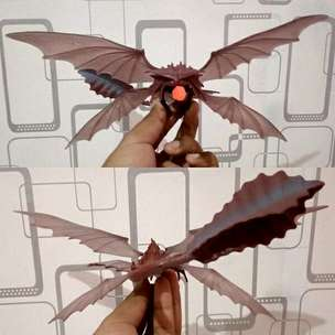 Spin Master Big Figure Cloudjumper How To Train Your Dragon