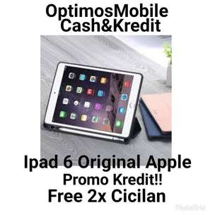 Cicilan Kredit iPad 6 Original[32GB]Wifi-New GreenPel DP900rban