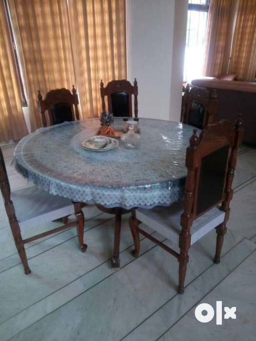 Mark As Favorite Show Only Image Dining Table Set For Sale