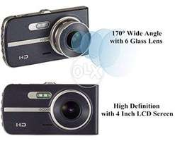 """2 in 1"" CAR Camera Recorder ""H83 DUAL Cam"" FHD Original Front-Rear"