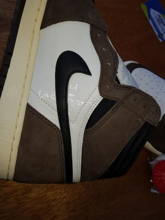 9cbe27dc2854 Air Jordan 1 High OG TS SP  Travis Scott  in Pasig