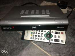 Akura FreeView TV box Player with Remote | UK Import